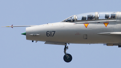92-617 - Chengdu FT-7P - Pakistan - Air Force