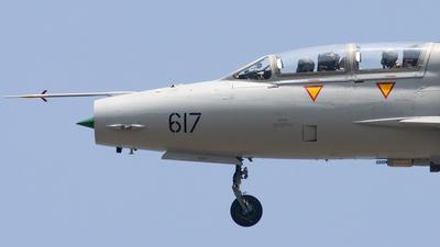 92-617 - Chengdu FT-7P - Pakistan - Air Force