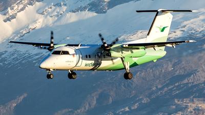 A picture of LNWIL - De Havilland Canada Dash 8100 - Wideroe - © Kim Vanvik