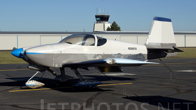 N2887A - Vans RV-7A - Private