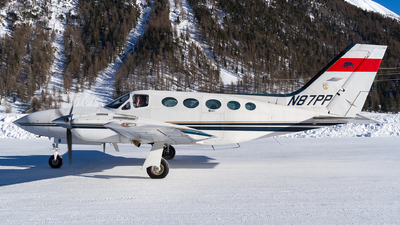 N87PP - Cessna 421C Golden Eagle - Private