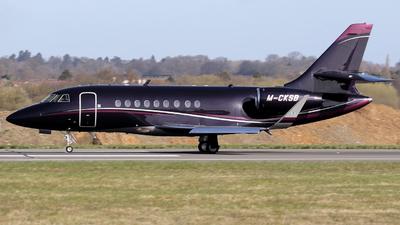 M-CKSB - Dassault Falcon 2000 - Private