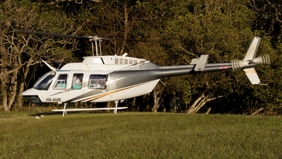HR-AUM - Bell 206L-4 Long Ranger IV - Private