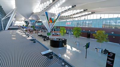 EPGD - Airport - Terminal