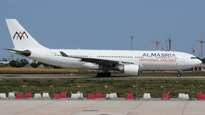 SU-TCH - Airbus A330-203 - Almasria Universal Airlines