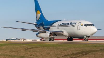 C-GKCP - Boeing 737-217(Adv) - Canadian North