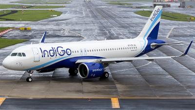 VT-ITV - Airbus A320-271N - IndiGo Airlines