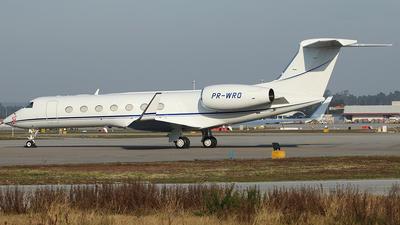 PR-WRO - Gulfstream G550 - Private