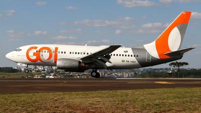 PR-VBO - Boeing 737-73V - GOL Linhas Aereas