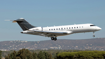 CS-RBN - Bombardier BD-700-1A10 Global Express - Private