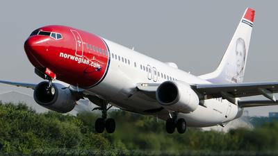 LN-DYN - Boeing 737-8JP - Norwegian