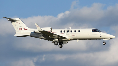 N97EJ - Bombardier Learjet 45 - Private