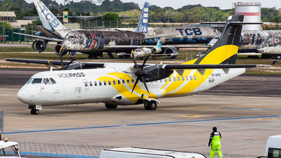 A picture of PRMPW - ATR 72500 - [0682] - © Dotto