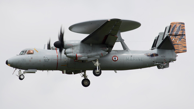2 - Grumman E-2C Hawkeye - France - Navy