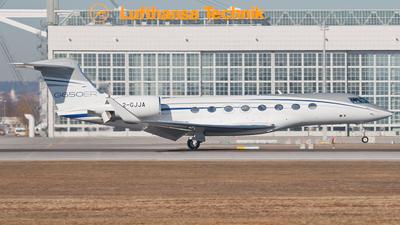 2-GJJA - Gulfstream G650ER - GainJet Aviation
