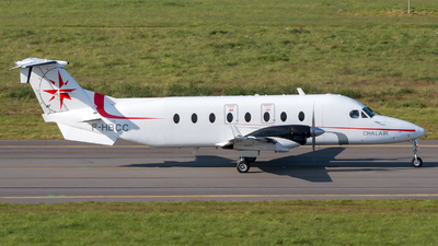 A picture of FHBCC - Beech 1900D - Chalair Aviation - © Alexis Boidron