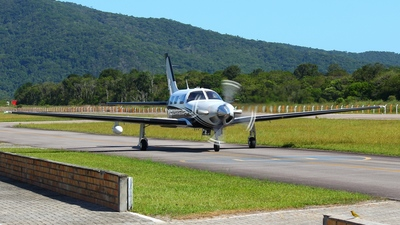 A picture of PPJFF - Piper PA46500TP - [4697559] - © Rogério A. Avelino