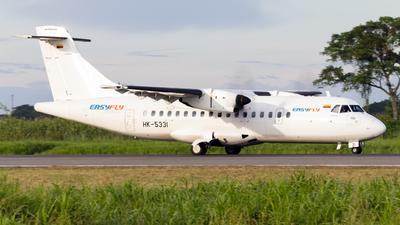 A picture of HK5331 - ATR 42600 - EasyFly - © eifer_dsi