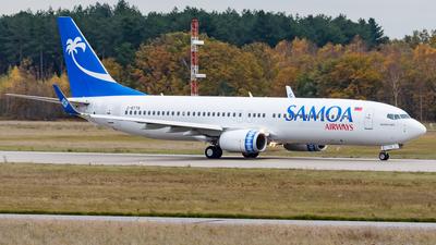 2-BTTB - Boeing 737-852 - Samoa Airways