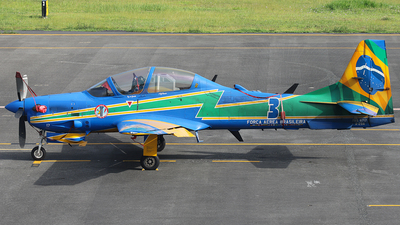FAB5717 - Embraer A-29A Super Tucano - Brazil - Air Force