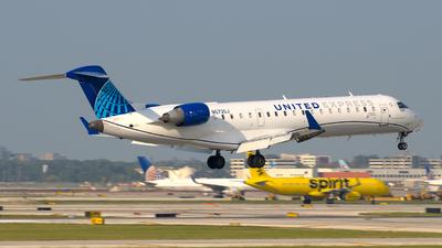 N572GJ - Bombardier CRJ-550 - United Express (GoJet Airlines)