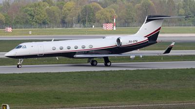 XA-CPQ - Gulfstream G-V - Commander Mexicana
