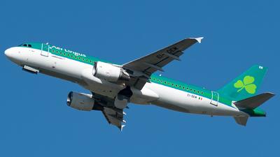 A picture of EIDEM - Airbus A320214 - Aer Lingus - © Matei Dascalu - RomeAviationSpotters