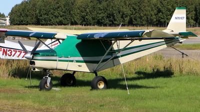N701ET - Zenair STOL CH 701 - Private