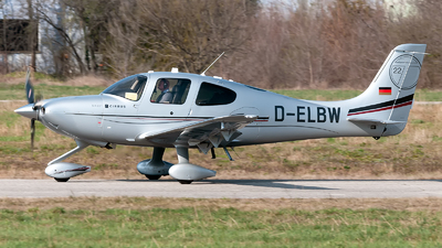 D-ELBW - Cirrus SR22T - Private