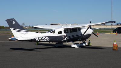 A picture of N1206 - Cessna T206H Turbo Stationair - [T20609534] - © Mark Szemberski
