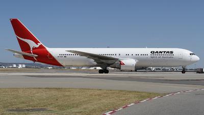 VH-OGM - Boeing 767-338(ER) - Qantas