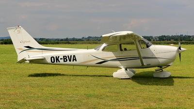OK-BVA - Cessna 172M Skyhawk - Private