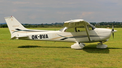 A picture of OKBVA - Cessna C172M - [17264596] - © Robert Kolek - lojza