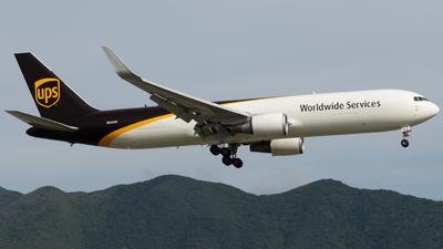 N336UP - Boeing 767-34AF(ER) - United Parcel Service (UPS)