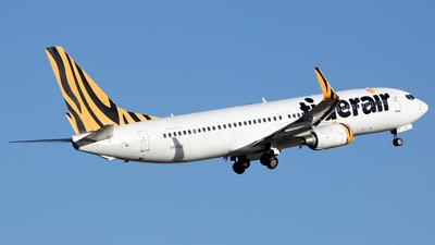 VH-VUB - Boeing 737-8FE - Tigerair