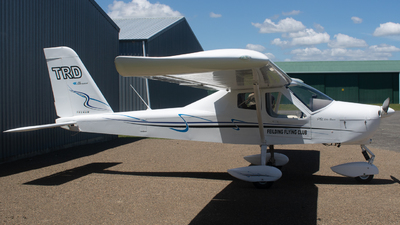 ZK-TRD - Tecnam P92 Echo - Feilding Flying Club