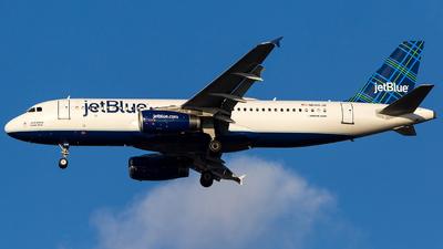 N608JB - Airbus A320-232 - jetBlue Airways