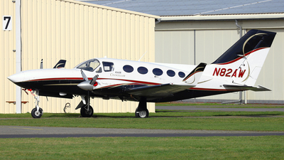A picture of N82AW - Cessna 414A Chancellor - [414A0064] - © Daniel Klein