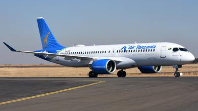 5H-TCI - Airbus A220-300 - Air Tanzania