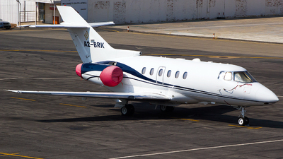 A2-BRK - Hawker Beechcraft 800XP - Private