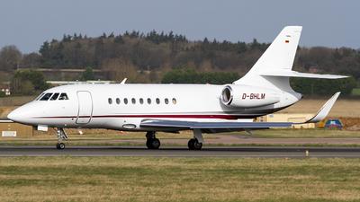 D-BHLM - Dassault Falcon 2000S - DC Aviation