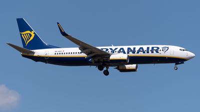 A picture of 9HQAQ - Boeing 7378AS - Ryanair - © Christian Hartan