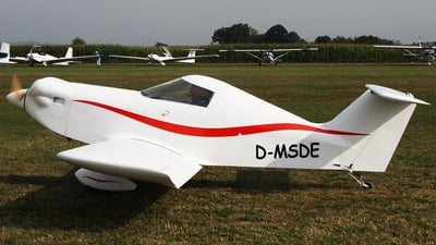 D-MSDE - Spacek SD-1 Minisport - Private