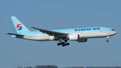 HL7530 - Boeing 777-2B5(ER) - Korean Air