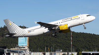 A picture of ECLLM - Airbus A320214 - Vueling - © Eduardo Seijo