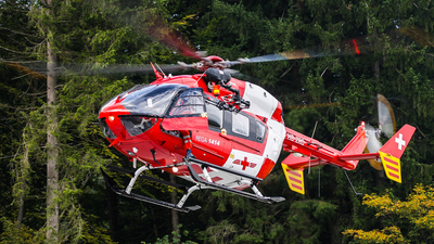 HB-ZRD - Eurocopter EC 145 - REGA - Swiss Air Ambulance