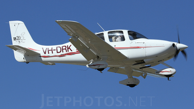 VH-DRK - Cirrus SR20-G2 - Private
