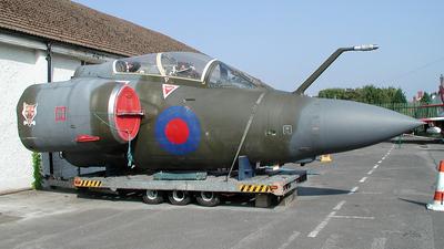 XV165 - Blackburn Buccaneer S.2B - United Kingdom - Royal Air Force (RAF)