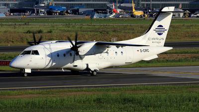 D-CIRC - Dornier Do-328-100 - Cirrus Airlines