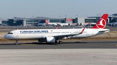 A picture of TCLSM - Airbus A321271NX - Turkish Airlines - © Ömür Sadikoglu